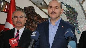 Süleyman Soylu: DEAŞ, PKK ve FETÖ ile mücadelemiz devam edecek