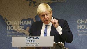 Boris Johnson: Esed ile yeniden uzlaşmak imkansız
