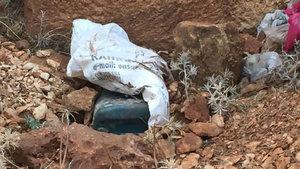Şanlıurfa'da 50 kilo patlayıcı yakalandı