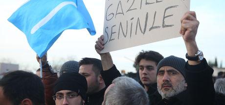 15 Temmuz gazilerinden Erdoğan'a 'yalnız değilsin' desteği
