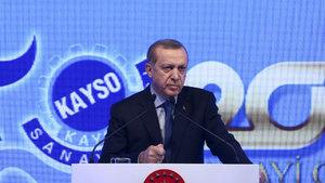 Cumhurbaşkanı Erdoğan: Tulumbada şuan su yok