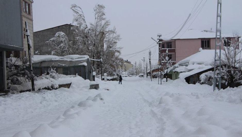Meteoroloji'den yoğun kar uyarısı!