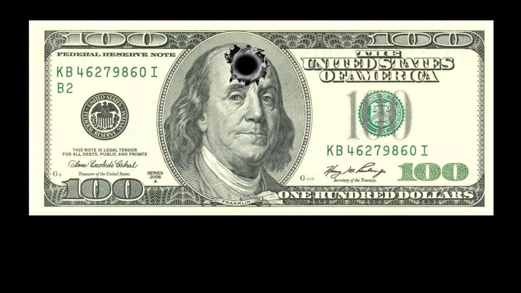 Doları postaladı!