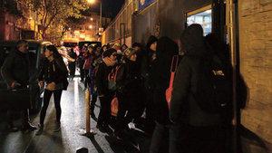 İstanbul! Sabah 06.30'da sokaktakiler böyle görüntülendi!