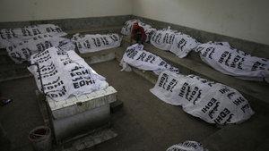 Pakistan'da otel yangını: 11 ölü