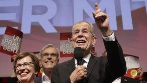 Avusturya yeni cumhurbaşkanını seçti...