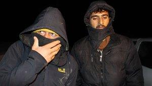 Hakkari'de kaybolan iki kardeş kurtarıldı