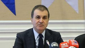 AB Bakanı Ömer Çelik'ten Karma İstişare Toplantısı'nda açıklamalar