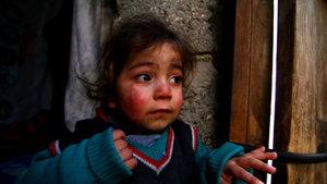 Suriyeli ailenin odunlukta yaşam mücadelesi