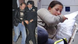 Antalya'da 2'nci çocuğuna hamile 18 yaşındaki Derya'ya eş dayağı