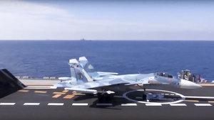 Rusya'nın bir savaş uçağı daha düştü!