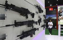 Küresel silah satışlarında Türk şirketleri yükselişte
