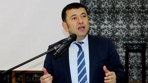 """Veli Ağbaba'dan Devlet Bahçeli'ye """"koltuk değneği"""" eleştirisi"""