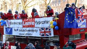 Brexit için kritik temyiz süreci başladı!