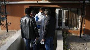 Suriye'li genç evinde ölü bulundu