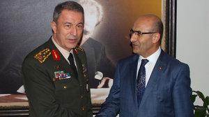 Genelkurmay Başkanı Akar, Adana'da