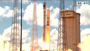 Göktürk-1 uydusu fırlatıldı!