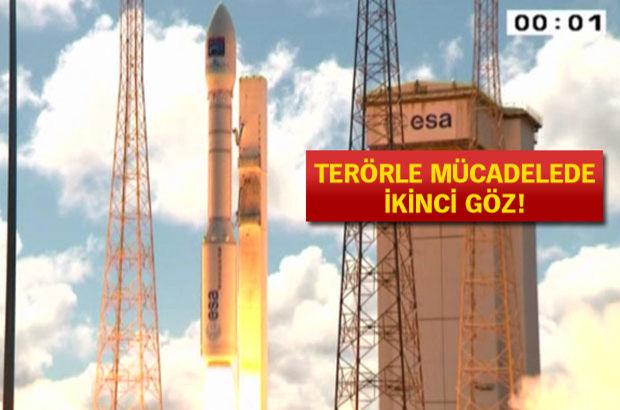Türkiye için tarihi gün! Göktürk-1 fırlatıldı!