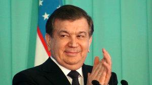 Türkiye'den Özbekistan'a tebrik