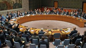 Rusya ve Çin BMGK tasarısını veto etti