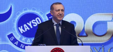 Cumhurbaşkanı Erdoğan iki kanunu onayladı