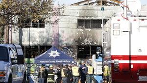 ABD'de yangın faciası: 36 ölü