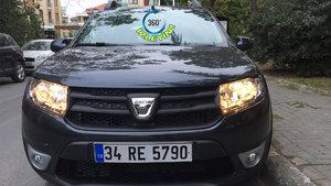 Dacia Sandero Stepway Easy-R: İşte Dacia'nın ilk otomatiği!