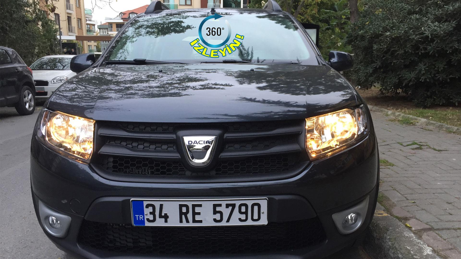 Dacia Sandero Stepway Easy R Otomatik Vitest Test Sürüşü Ve Izlenim