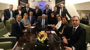 """Binali Yıldırım'dan """"partili cumhurbaşkanlığı"""" açıklaması"""