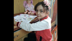 Suriyeli küçük Bana, Twitter'dan tekrar ses verdi