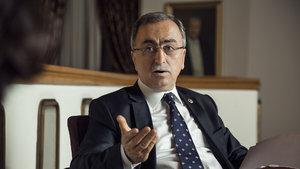 """Darbe Komisyonu Başkanı Reşat Petek'ten FETÖ'ye """"üzüm salkımı"""" benzetmesi"""