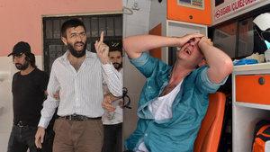 Adana'da 'canlı bomba' paniği çıkaran Mahmut Kılıçaslan hakim karşısında