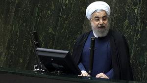 İran Cumhurbaşkanı Ruhani'den 'Trump' açıklaması