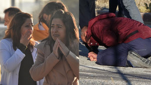 Konya'da hafriyat kamyonu, öğrenci servisine çarptı: 1 ölü, 14 yaralı