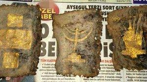 Antalya'da kaydolan adamın sırrını 1400 yıllık Tevrat çözecek