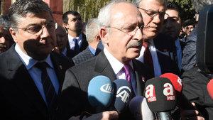Kılıçdaroğlu: Ben 146 gazetecinin tutuklanmasını istemiyorum