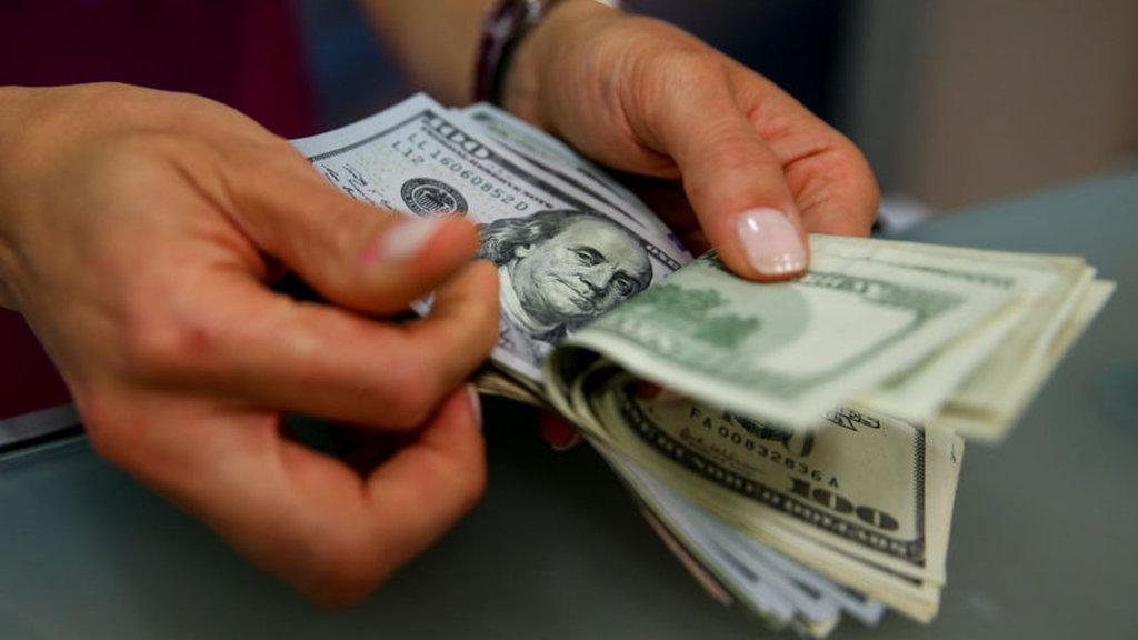 Dolarda sert düşüş!