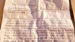 Mustafa Varank, bir vatandaşın Erdoğan'a yazdığı mektubu paylaştı