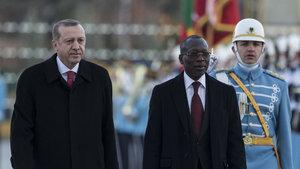Cumhurbaşkanı Erdoğan: Afrika ile bağlarımız çok daha güçlü olmalı