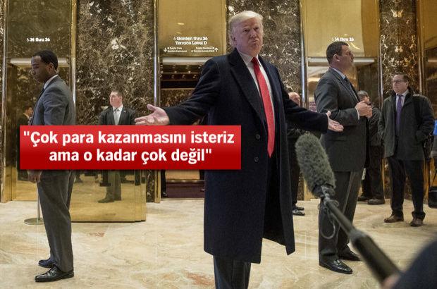 Donald Trump kızdı, siparişi iptal etti!