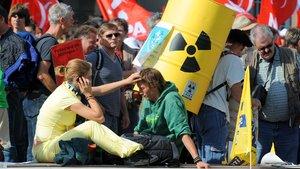 Fransa'da nükleer santral tehdidi