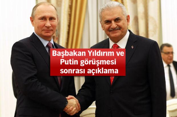 Kremlin'den Erdoğan'a mesaj: Minnettarız...