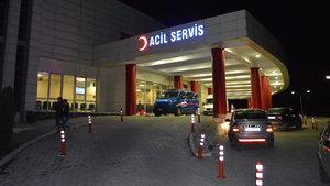 Elazığ'da hastanede dehşet