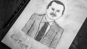 Engelli vatandaştan Cumhurbaşkanı Erdoğan'ı duygulandıran paylaşım