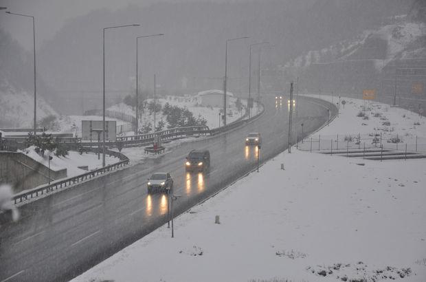 Meteoroloji saat verdi: Yoğun kar yağışı geliyor!