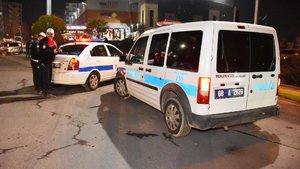 Aksaray'da şüpheli araç terörü