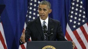 ABD Başkanı Obama: Biz dünyanın bildiği en güçlü savaş gücüyüz