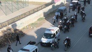 Adana'da narko-terör operasyonu