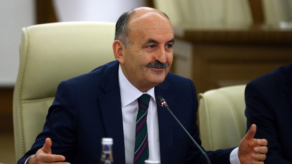 Çalışma Bakanı açıkladı: Asgari ücret...