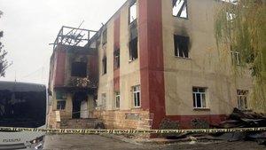 Adana Aladağ'daki yangının detayları